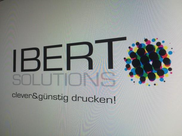 Logo Ibert Solutions