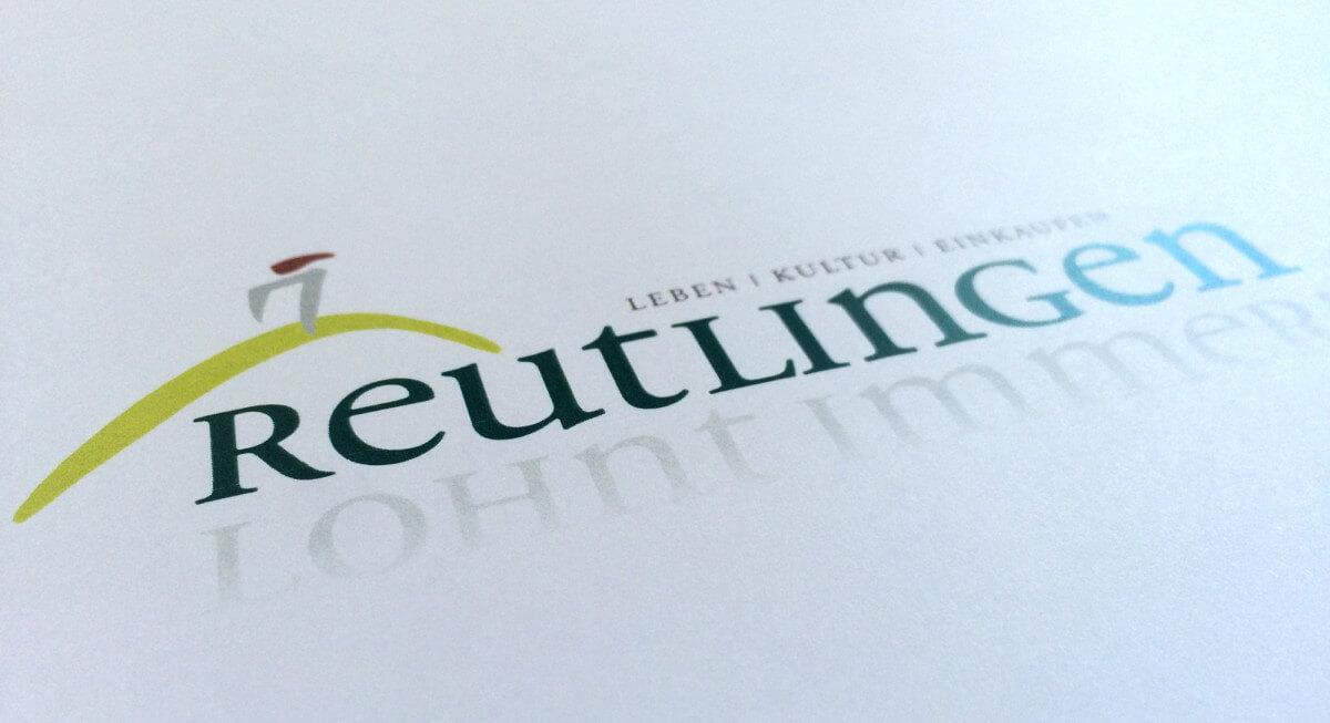 Neues Logo für Reutlingen