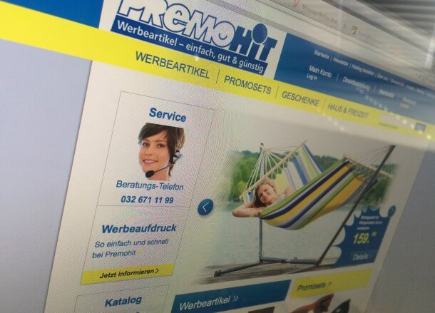 Onlineshop Premohit Schweiz