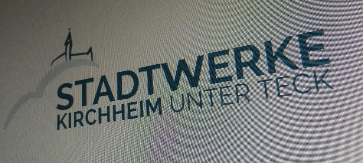 Neues Logo für die Stadtwerke Kirchheim