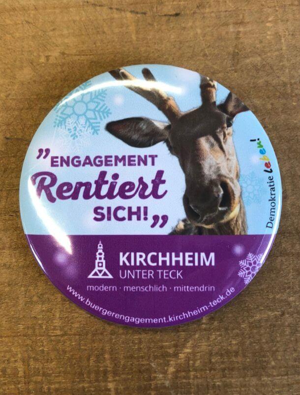 Ehrenamt Kirchheim unter Teck
