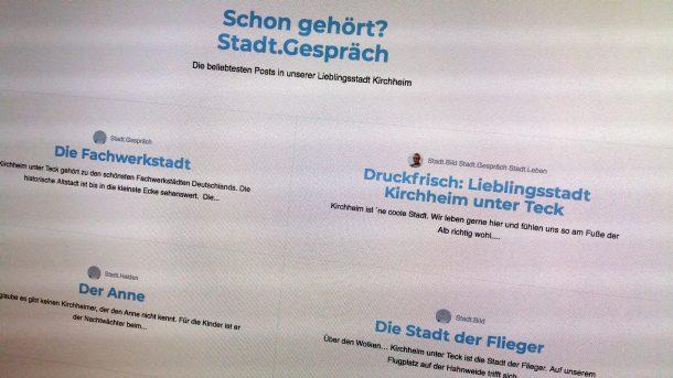 Lieblingsstadt Kirchheim Blog