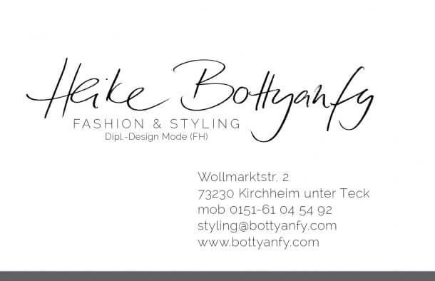 Heike Bottyanfy - fashion & styling