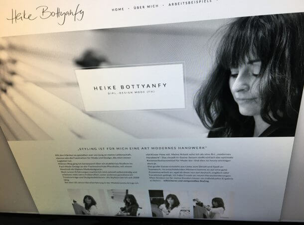 Heike Bottyanfy - fashion & styling