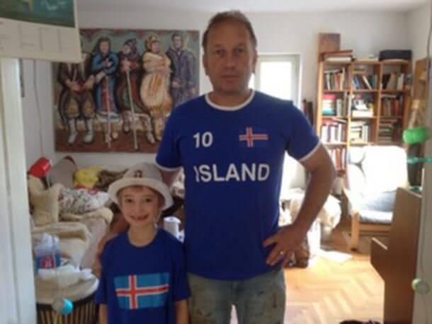 Platz 22: Heul doch! Taschentücher an die Islandfans BallaBall & Sohn