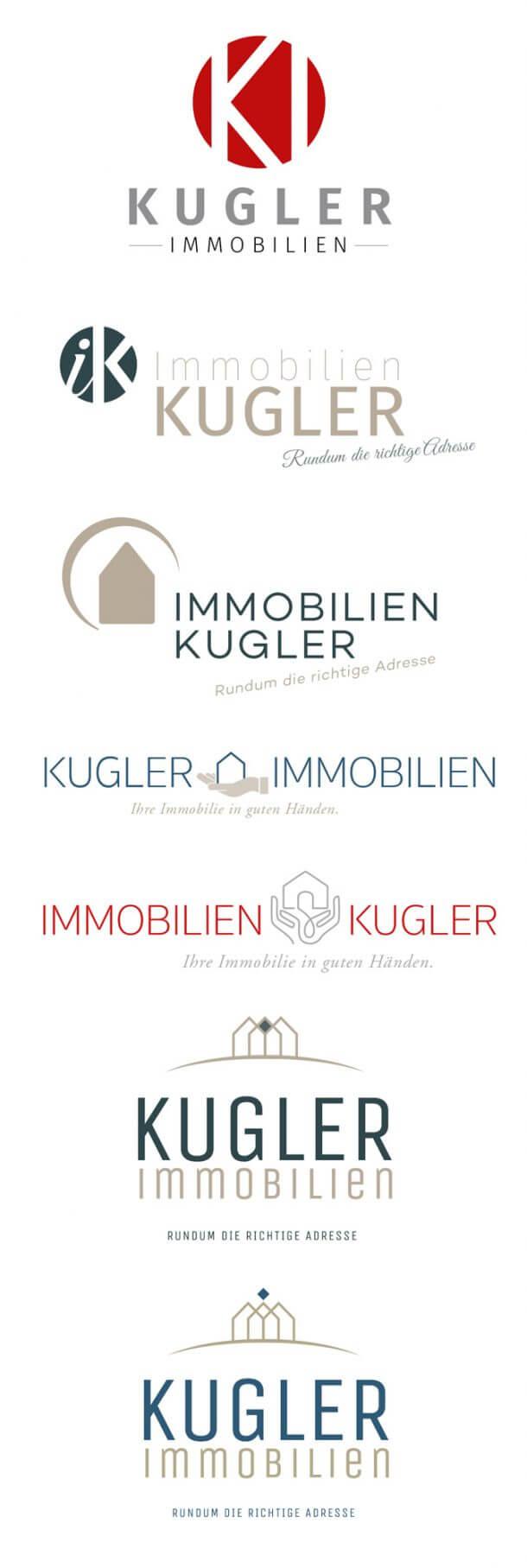 Kugler Logoentwicklung