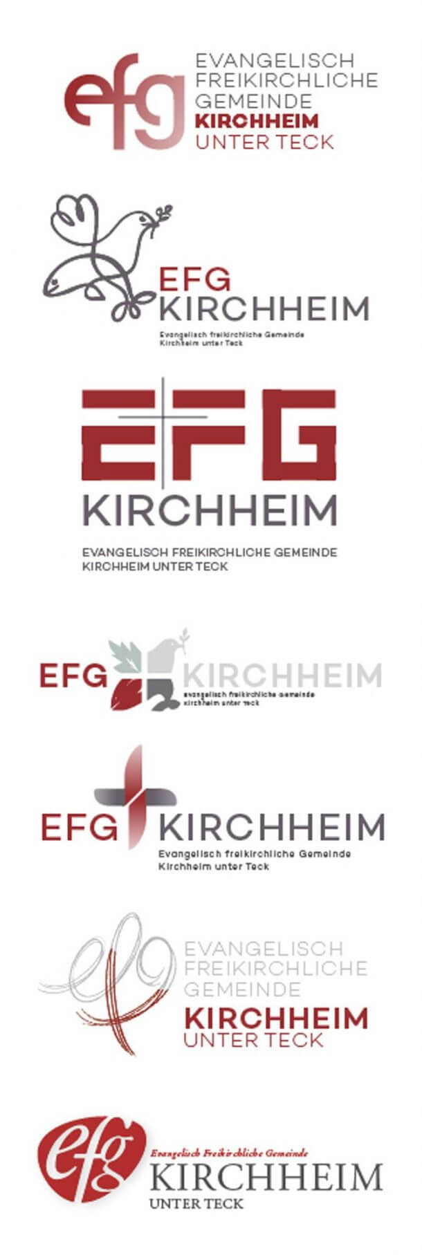EFG Logoentwicklung