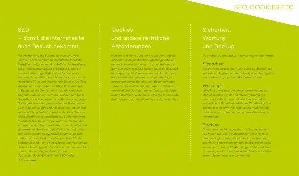 Webdesign mit Wordpress von bzweic GmbH