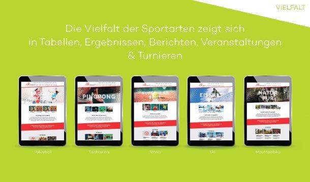 Homepages und Werbung für Vereine - bzweic GmbH