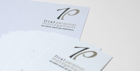 Logo First Personalmanagement