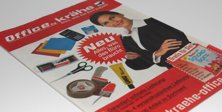 Krähe Office Katalog