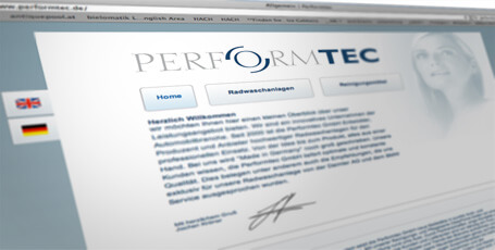 Website Performtec